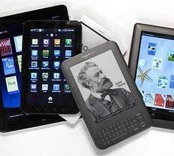 iPads, Tablets & eReaders