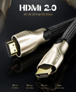 4K HDMI to HDMI 2.0 Cable Cord for PS4 and Apple TV Computers & Networking iPads, Tablets & eReaders