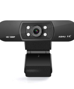 1080P Webcam with Built-In Microphone Computers & Networking Networking