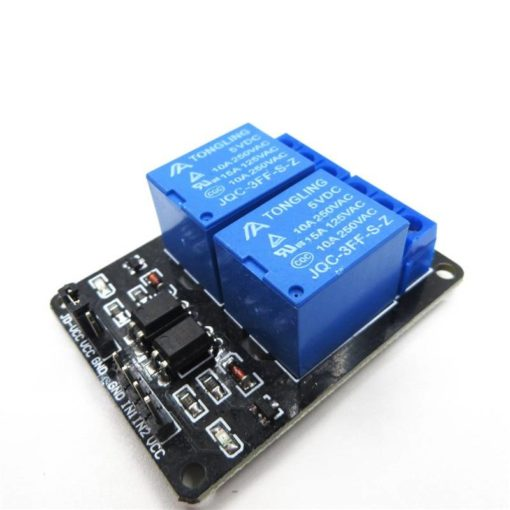 Relay Module with Optocoupler Computers & Networking Networking