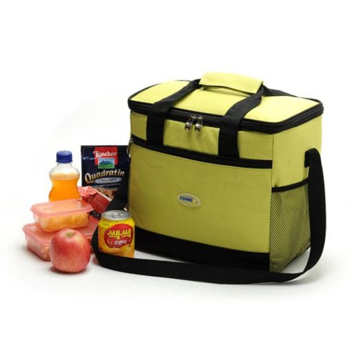 Waterproof Nylon Cooler Lunch Bag 16 L Budget Friendly Gifts