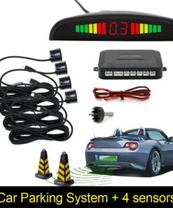 Car Auto Parktronic with 4 Sensors Weekly Featured Products