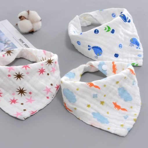 Unisex Dot Printed Bandana for Kids Weekly Featured Products