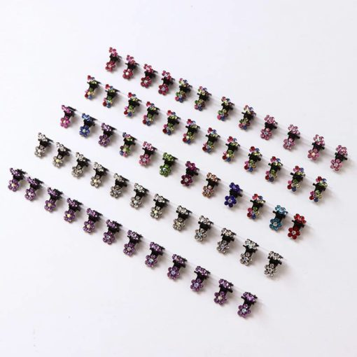 Mini Metal Hair Clips Set Weekly Featured Products