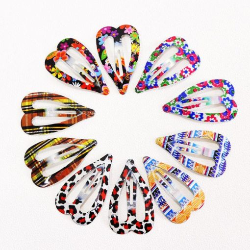 Fashion Colorful Metal Girl's Hairpins Set Weekly Featured Products