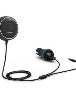 Bluetooth Car Kit with NFC Function and AUX Adapter Cool Tech Gifts