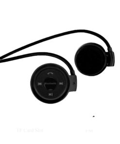 Mini Bluetooth Headset With FM Radio Cool Tech Gifts