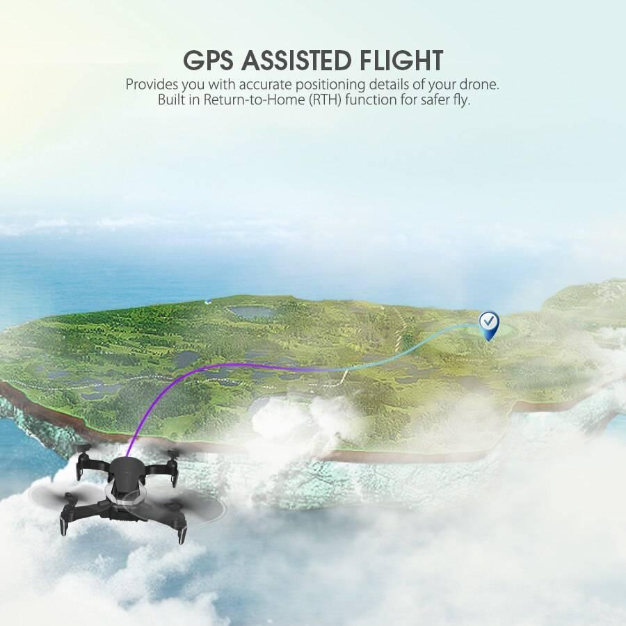 Eachine E511S GPS WiFi FPV with 1080P