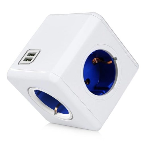 Cube Shaped EU Smart Plug Our Best Sellers