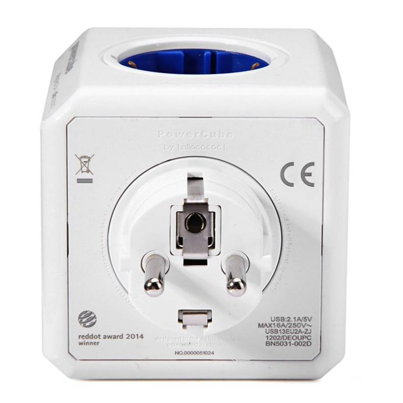 Cube Shaped EU Smart Plug