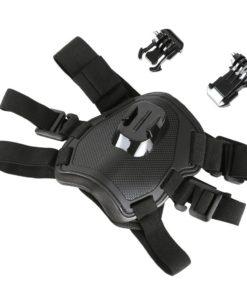 Adjustable Action Camera Dog Harness Latest On Sale