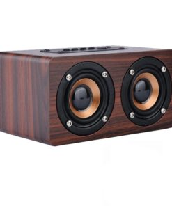 Wooden Wireless Bluetooth Speaker Latest On Sale