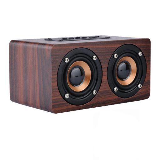 Wooden Wireless Bluetooth Speaker Latest On Sale