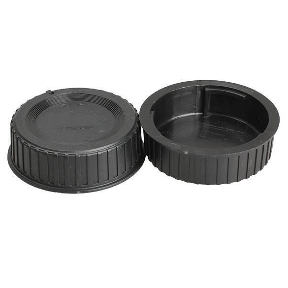 Rear Lens Protectors Set for Nikon Cameras