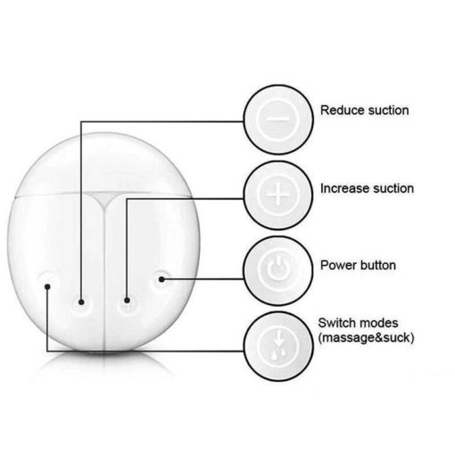 Double Electric Silicone Breast Pumps Latest On Sale