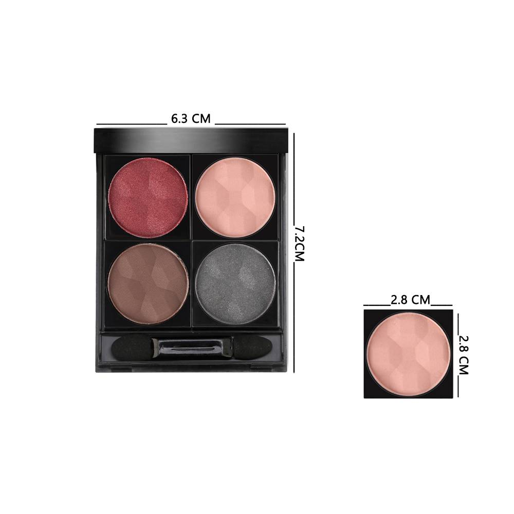 Nude Matte Eye Shadow Glitter Palette | Liquidation Square