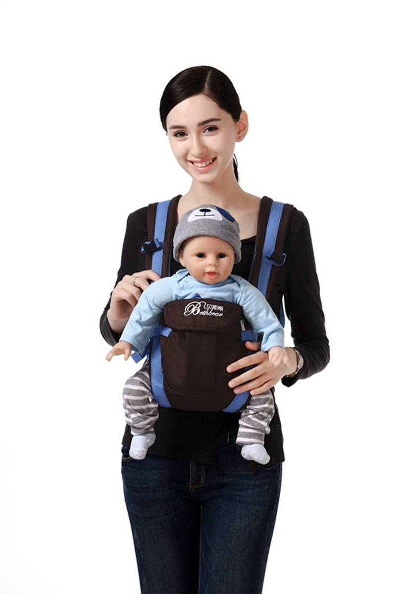 4 In 1 Baby's Breathable Front Carrier | Liquidation Square