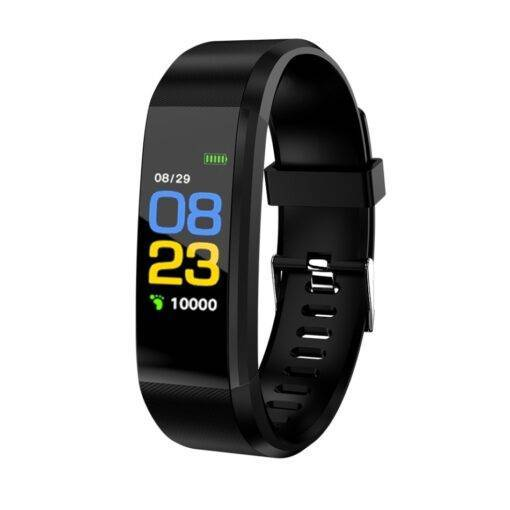 Waterproof Smart Bracelet Color Screen New Collection Mens Watches