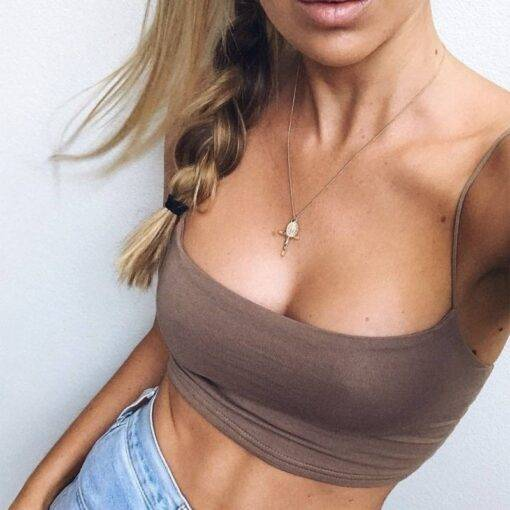 Women Summer Cami Sexy Tank Tops Our Best Sellers Tops & Tees