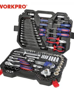 123PC Mixed Mechanics Tool Set Hand Tools