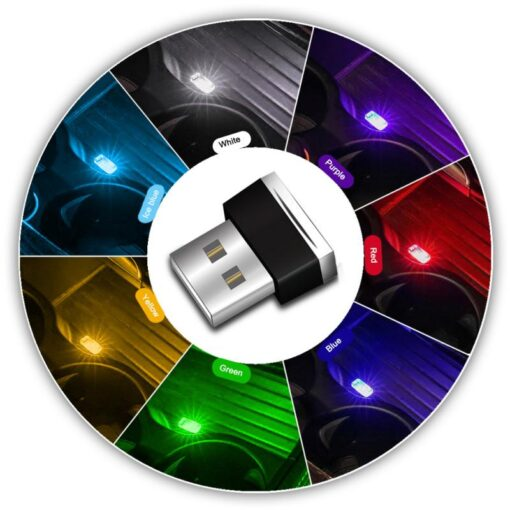 USB Light Plug Cool Tech Gadgets